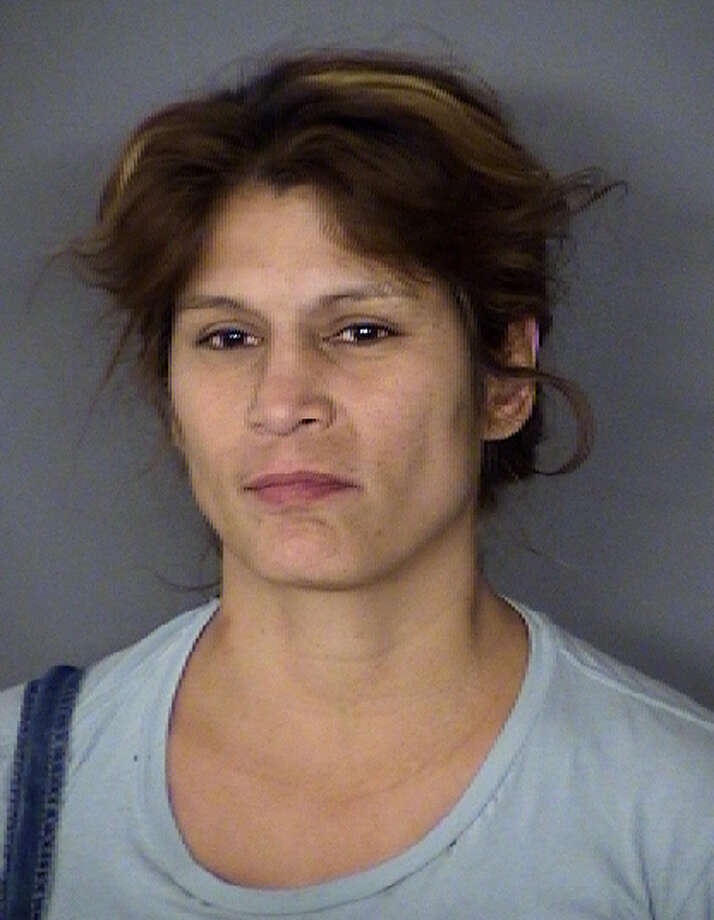 Connie Yanez, 36, was arrested and charged with one count of murder on Sunday, May 5, 2013, in the slaying of Albert Guerra, 56. Photo: Courtesy Photo / Bexar County Sheriff's Office