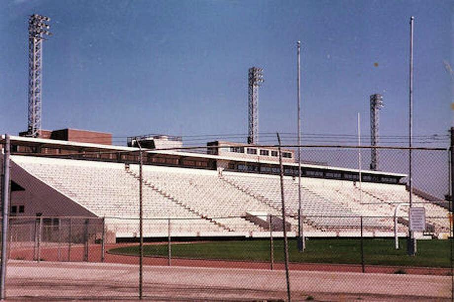 Buccaneer Stadium: The Corpus Christi stadium can seat 18,000 people on game day.