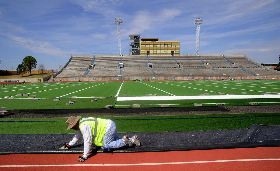 Ratliff Stadium: Odessa is well-known for their love of high school football, and it's no surprise the city has one of the largest high school stadiums. The stadium can seat 17,931.