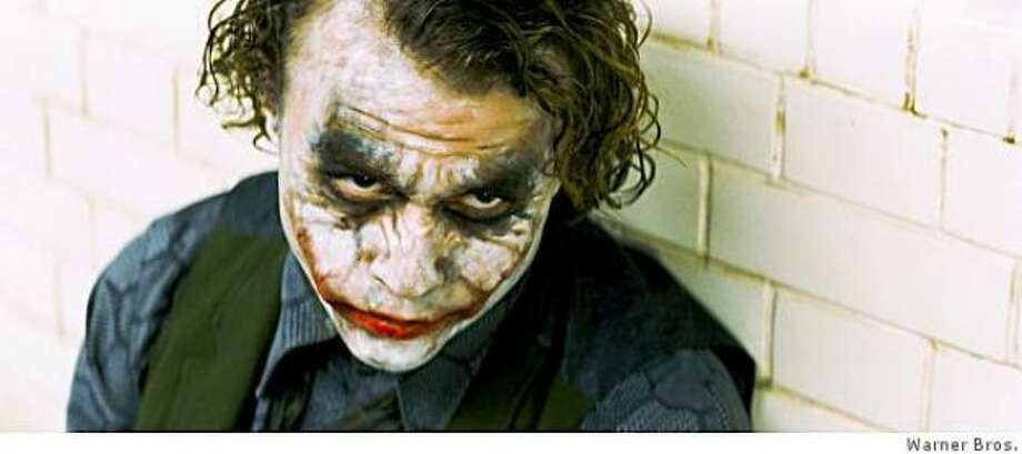 Dark Knight -- Good movie, but this wallow in violence and nihilism should have been rated R.