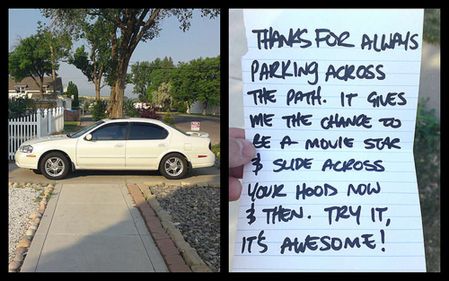 Location unknown, sentiment all too familiar. Photo via Passive Aggressive Notes.