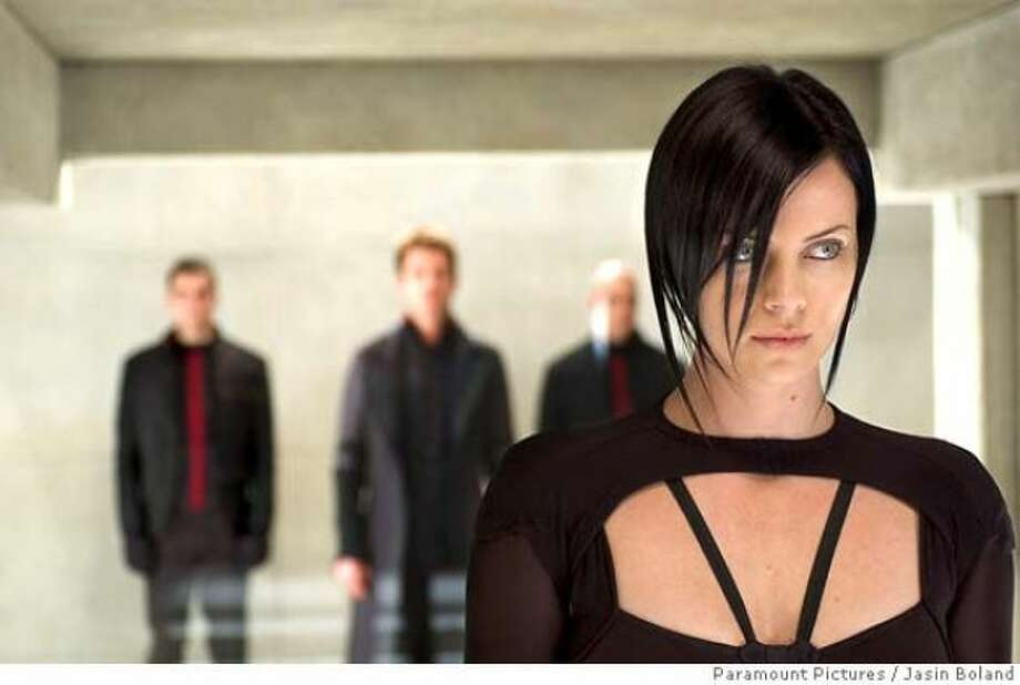 Aeon Flux -- futuristic, violent and lousy.  Keeping kids away would do them a favor.