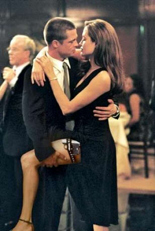 Mr. and Mrs. Smith -- one of the biggest disgraces of MPAA history.