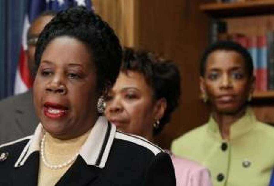 MANY CAUSES: No one can say that Rep. Sheila Jackson Lee ignores her constituents. She's been involved in nearly every major issue impacting Houston over the years. Photo: The Associated Press