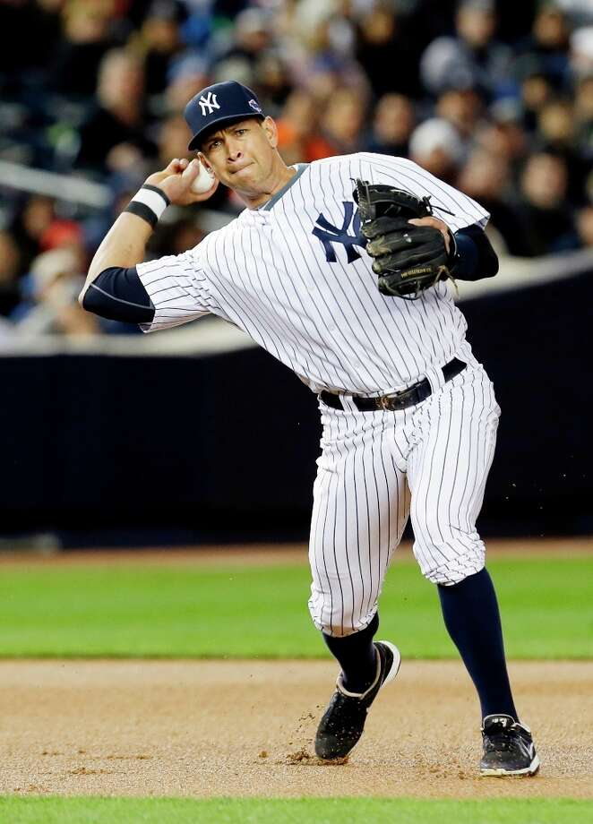 Alex Rodriguez, Yankees            $29,000,000 Photo: Paul Sancya, Associated Press