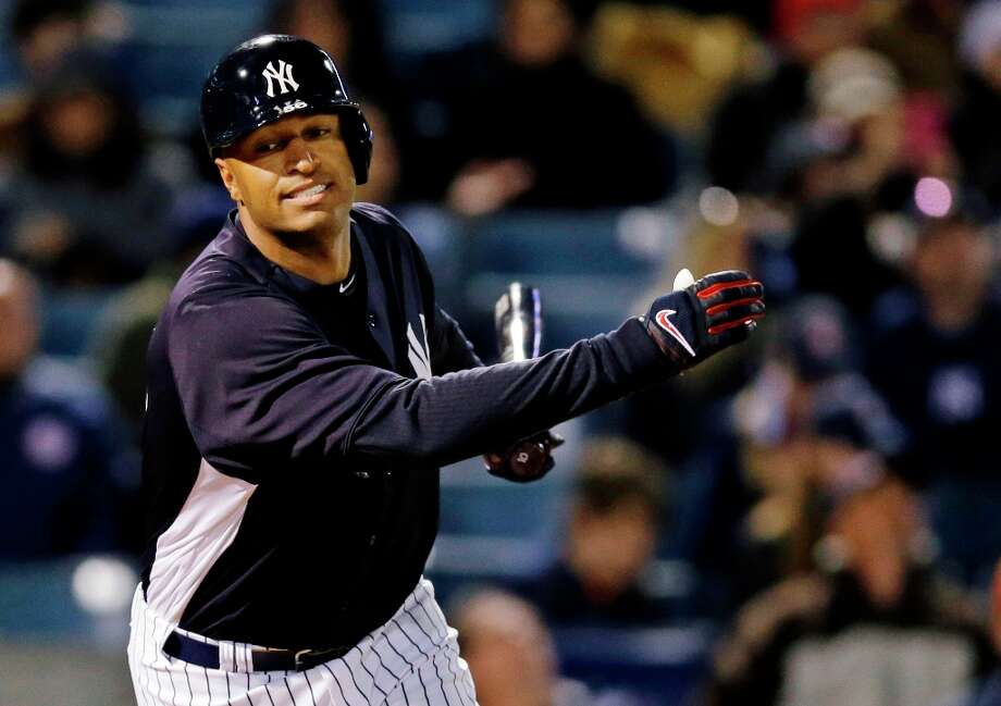 Vernon Wells, Yankees   $24,642,857 Photo: Kathy Willens, Associated Press