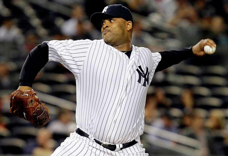 CC Sabathia, Yankees    $24,285,714 Photo: Kathy Willens, Associated Press