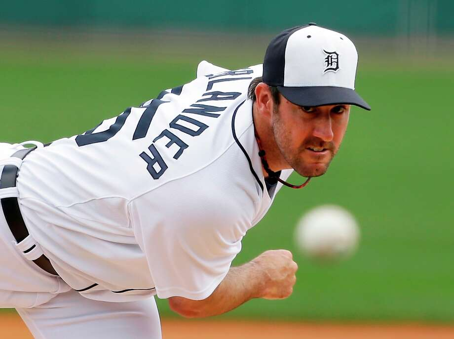 Justin Verlander, Tigers $22,500,000 Photo: Carlos Osorio, Associated Press