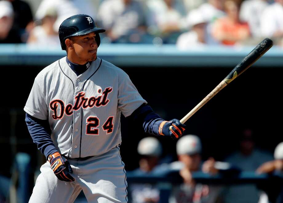 Miguel Cabrera, Tigers $21,000,000 Photo: David Goldman, Associated Press