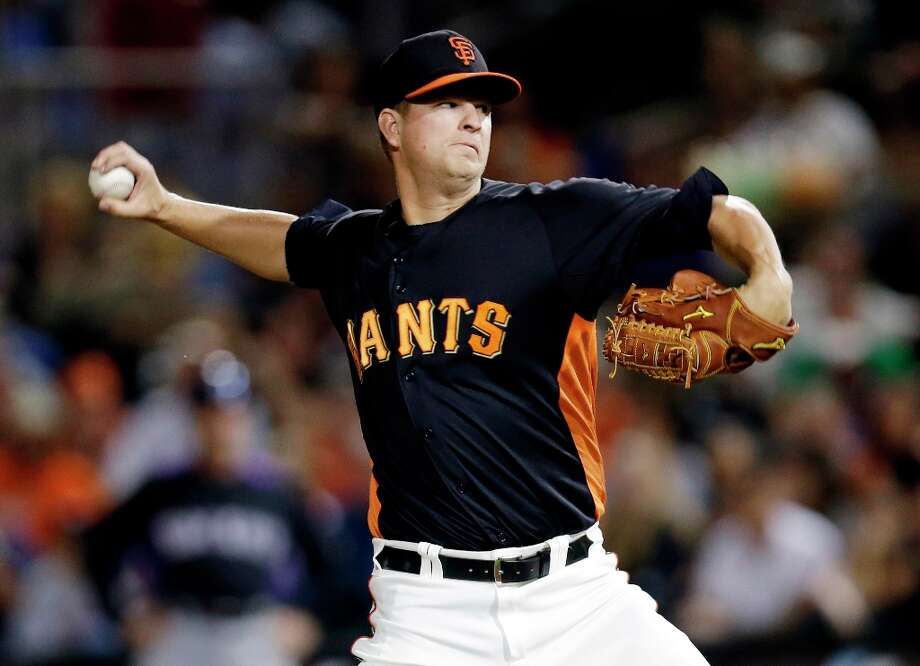 Matt Cain, Giants $20,833,333 Photo: Marcio Jose Sanchez, Associated Press