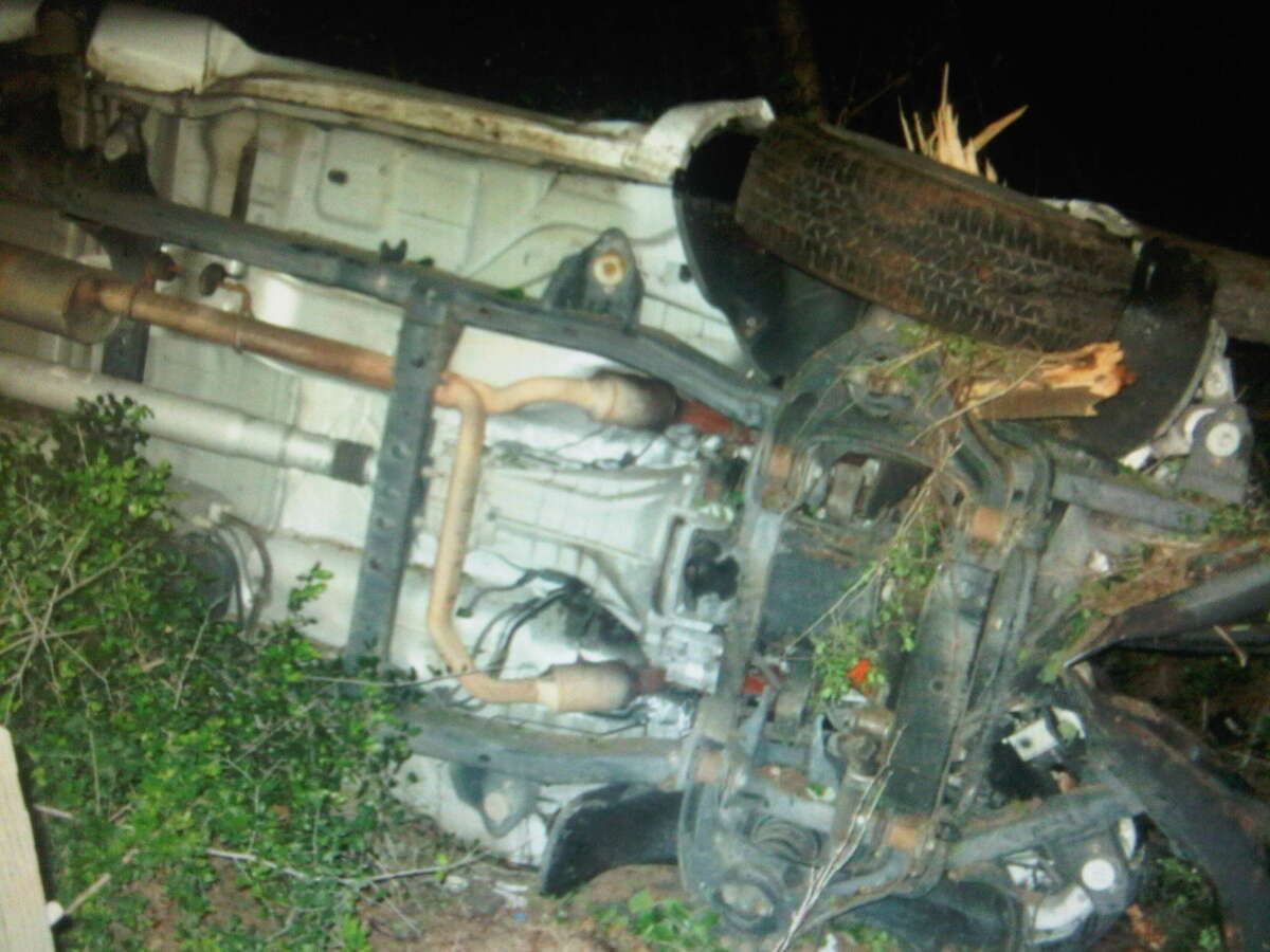 A 25-year-old man has been arrested on suspicion of drunk driving after his passenger was killed in a traffic wreck early Monday morning on FM 1774 near Magnolia.