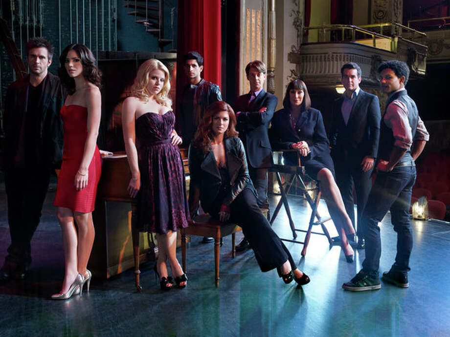 SMASH: The broadway musical musical takes its final curtain call at 8 p.m., Sunday, May 26. Photo: Mark Seliger, Mark Seliger/NBC / � NBCUniversal, Inc.