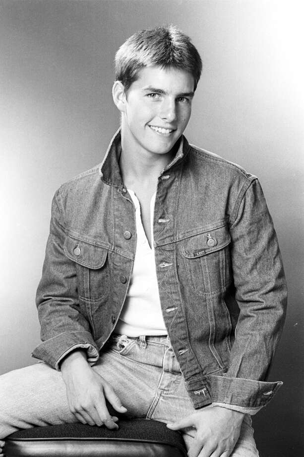 Long before he jumped on couches, Tom Cruise looked like this in 1981. Photo: Getty Images