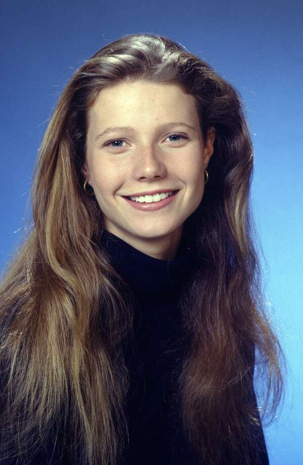 This is what the ''Most Beautiful Woman'' (according to ''People'') looked like in 1992.   Gwyneth Paltrow is pictured as 'Angela Pritchard,'' from TV movie ''Cruel Doubt.''