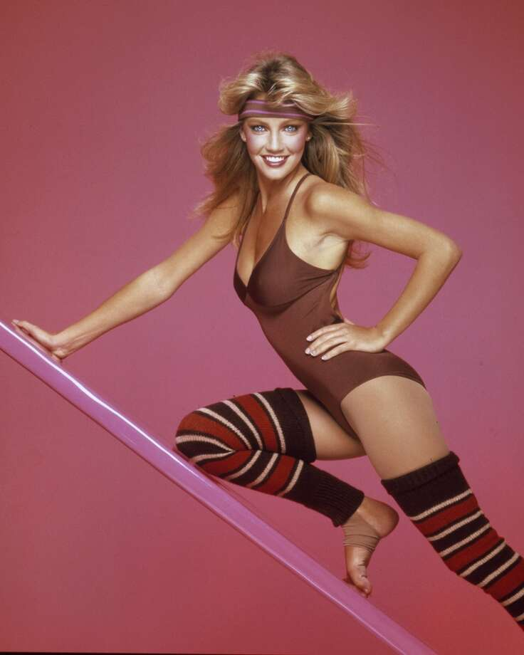 Now for a series of irrestible ''fashion portraits'' of Heather Locklear in 1981.