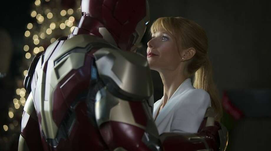 Iron Man 3 -- simulates terrorist attacks, the stuff of nightmares, yet it skates in with a PG-13 rating.