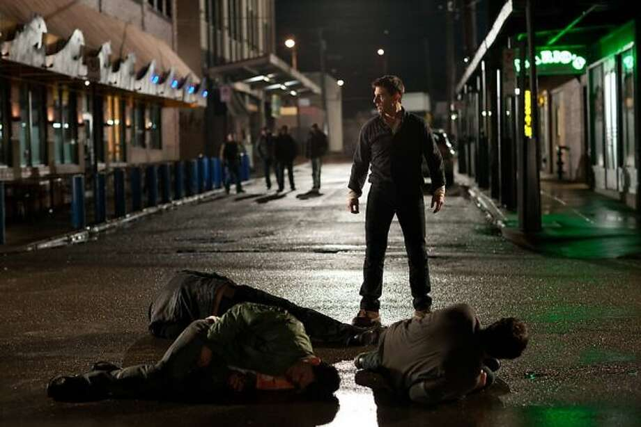 """Jack Reacher"" -- A movie about a sniper attack -- in which children were (at one point) targeted -- was rated PG-13."