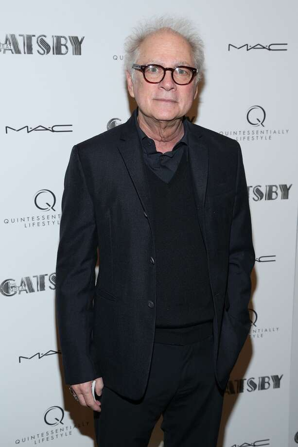 "NEW YORK, NY - MAY 05:  Barry Levinson attends the pre-Met Ball special screening of ""The Great Gatsby"" at MOMA on May 5, 2013 in New York City.  (Photo by Rob Kim/Getty Images)"