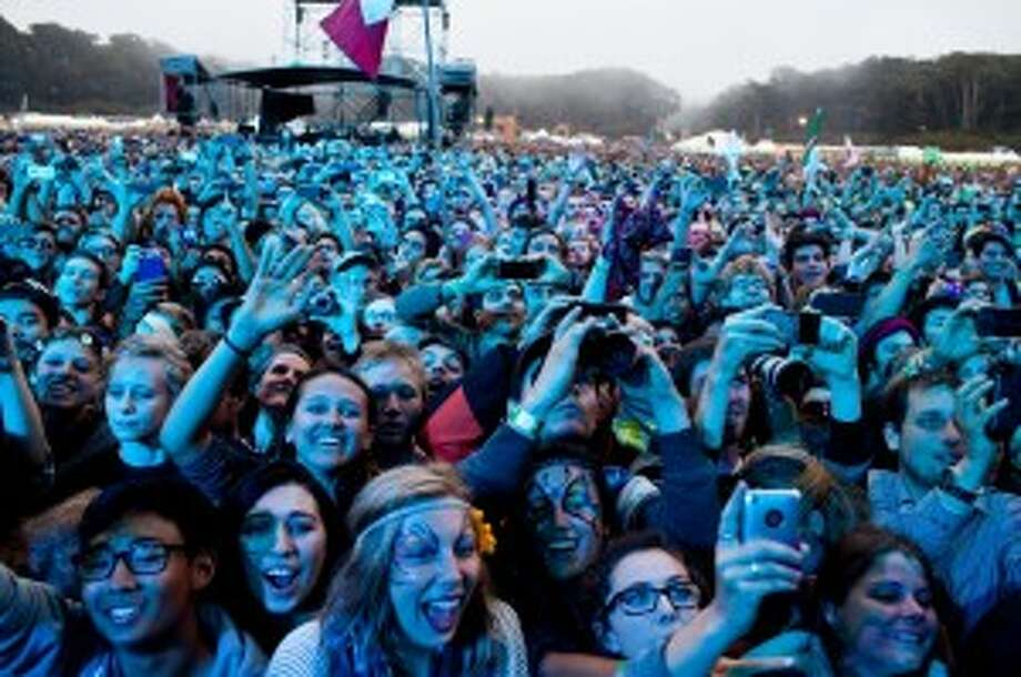 Outside Landsis coming to Golden Gate Park this weekend, Aug. 8-10, and here are some things you are almost guaranteed to see at the fest.