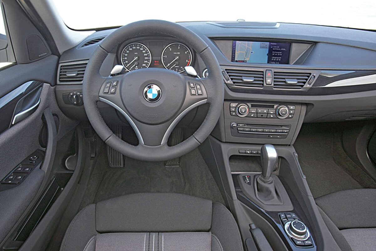 2013 BMW X1 xDrive28i (photo courtesy BMW North America)