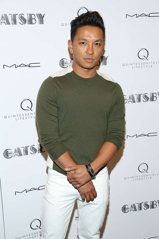 "NEW YORK, NY - MAY 05:  Prabal Gurung attends Pre-Met Ball Special Screening Of ""The Great Gatsby"" at MOMA on May 5, 2013 in New York City.  (Photo by Rob Kim/Getty Images)"
