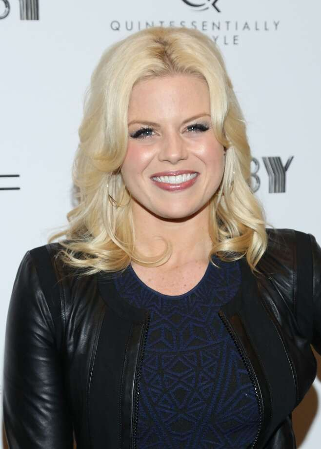 "NEW YORK, NY - MAY 05:  Megan Hilty attends Pre-Met Ball Special Screening Of ""The Great Gatsby"" at MOMA on May 5, 2013 in New York City.  (Photo by Rob Kim/Getty Images)"