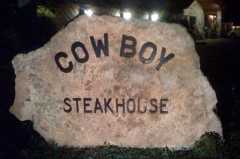 Cowboy Steakhouse (in Kerrville): 1977416 Main St, (830) 896-5688, www.cowboysteakhouse.com Photo: Courtesy
