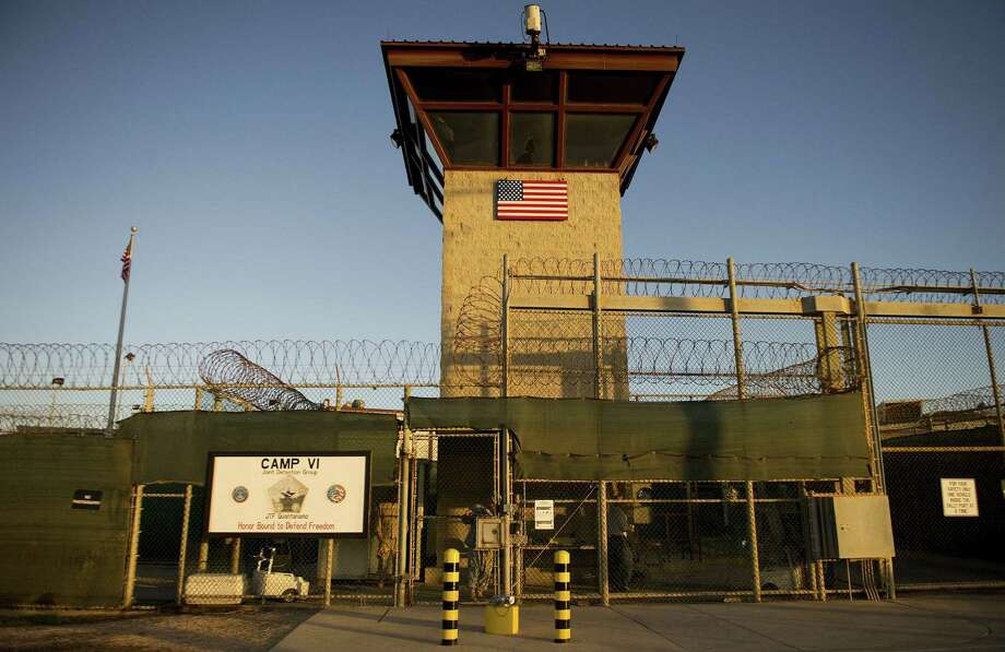 Myths supporting the detention center in Guantanamo Bay, Cuba, persist, even though closing the facility is in the best interest of the United States. Photo: Jim Watson, Getty Images