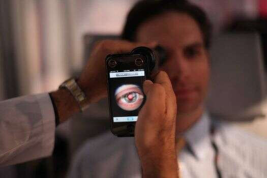 Checkups without a doctor