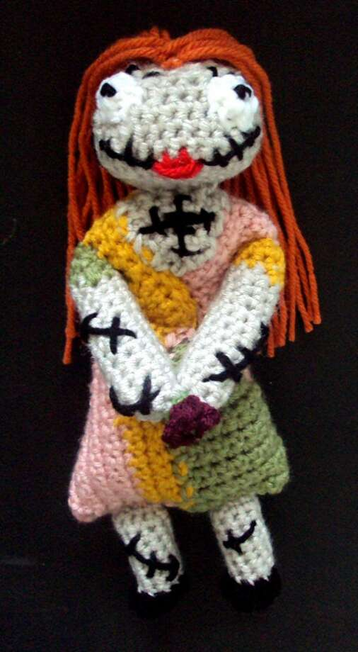 "Sally from ""The Nightmare Before Christmas"""