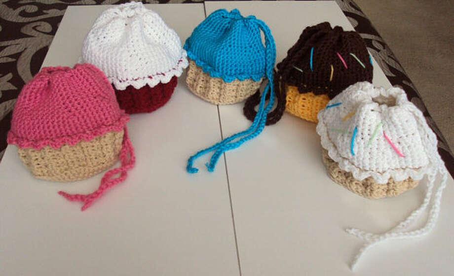 Cupcake purses