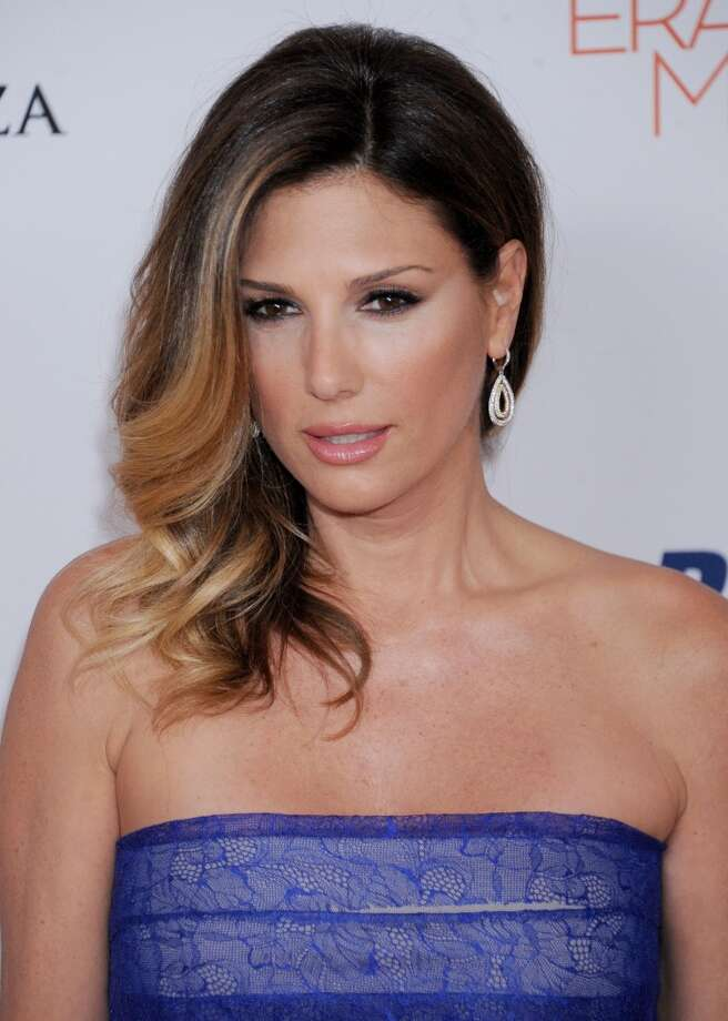 CENTURY CITY, CA - MAY 03:  Actress Daisy Fuentes arrives at the 20th Annual Race To Erase MS Gala 'Love To Erase MS' at the Hyatt Regency Century Plaza on May 3, 2013 in Century City, California.  (Photo by Gregg DeGuire/WireImage)