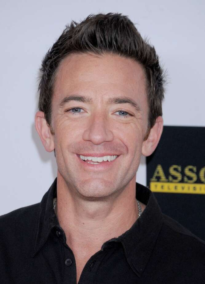CENTURY CITY, CA - MAY 03:  Actor David Faustino arrives at the 20th Annual Race To Erase MS Gala 'Love To Erase MS' at the Hyatt Regency Century Plaza on May 3, 2013 in Century City, California.  (Photo by Gregg DeGuire/WireImage)