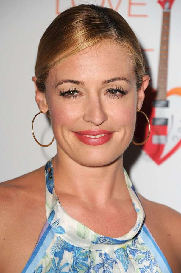 "CENTURY CITY, CA - MAY 03:  Cat Deeley arrives at the 20th Annual Race To Erase MS Gala ""Love To Erase MS"" at the Hyatt Regency Century Plaza on May 3, 2013 in Century City, California.  (Photo by Steve Granitz/WireImage)"