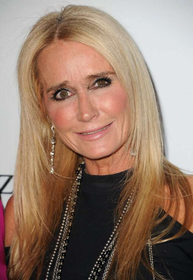 "CENTURY CITY, CA - MAY 03:  Kim Richards arrives at the 20th Annual Race To Erase MS Gala ""Love To Erase MS"" at the Hyatt Regency Century Plaza on May 3, 2013 in Century City, California.  (Photo by Steve Granitz/WireImage)"