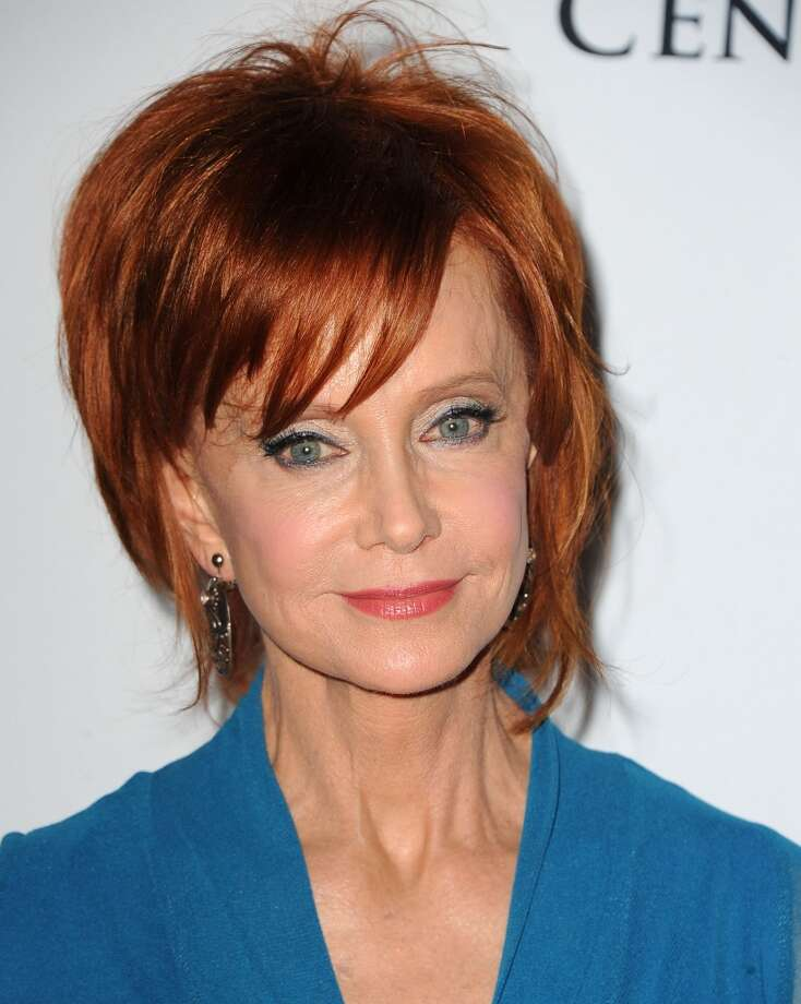 "CENTURY CITY, CA - MAY 03:  Swoosie Kurtz arrives at the 20th Annual Race To Erase MS Gala ""Love To Erase MS"" at the Hyatt Regency Century Plaza on May 3, 2013 in Century City, California.  (Photo by Steve Granitz/WireImage)"