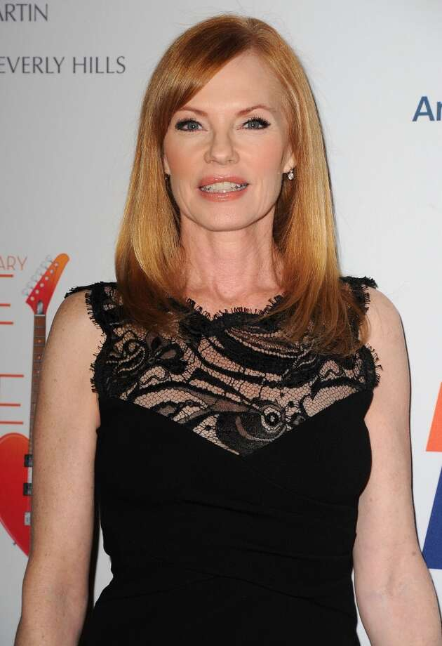 "CENTURY CITY, CA - MAY 03:  Marg Helgenberger arrives at the 20th Annual Race To Erase MS Gala ""Love To Erase MS"" at the Hyatt Regency Century Plaza on May 3, 2013 in Century City, California.  (Photo by Steve Granitz/WireImage)"