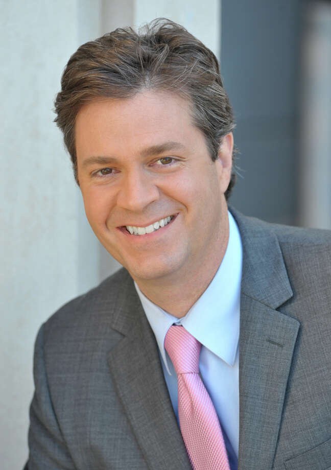 David Paul, KHOU chief meteorologist Photo: --