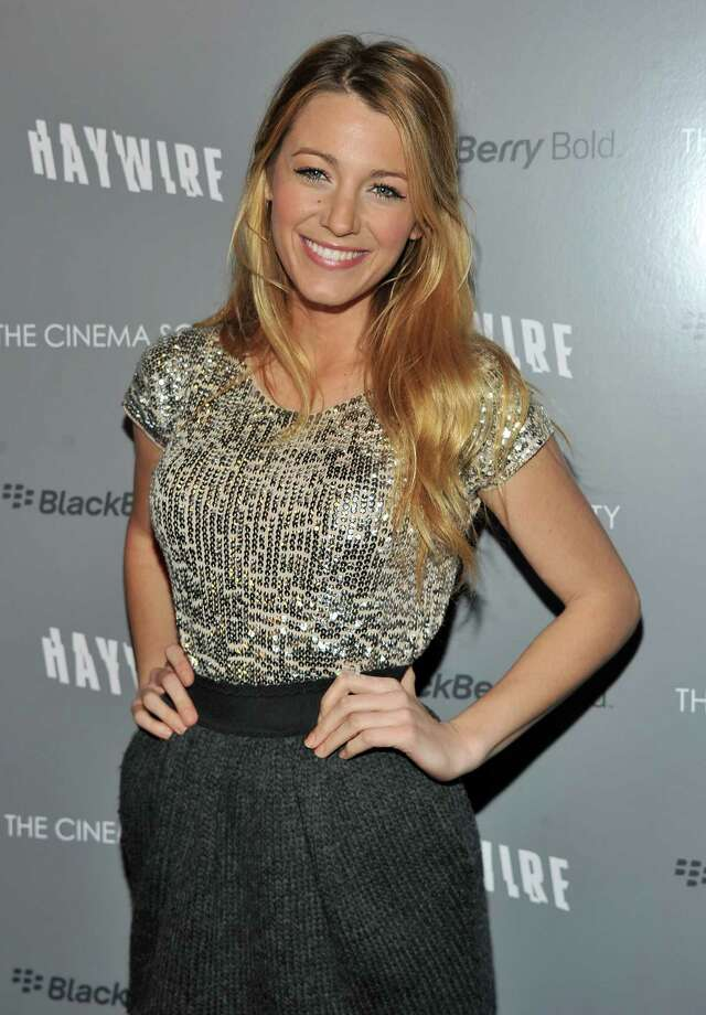 13. Blake Lively Photo: Stephen Lovekin, Getty Images / 2012 Getty Images