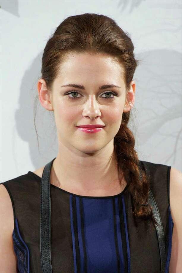 15. Kristen Stewart Photo: Carlos Alvarez, Getty Images / 2012 Getty Images
