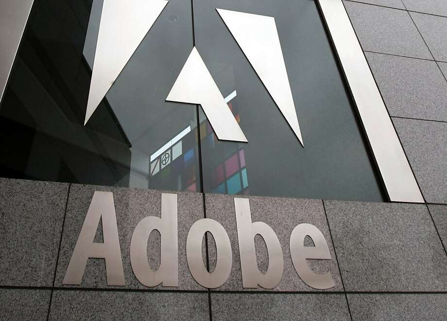 Adobe Systems says more than 1 million customers have signed up for its online services. Photo: Paul Sakuma, Associated Press