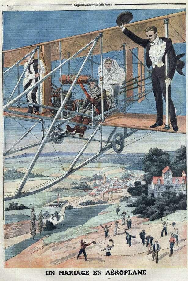 And here's one from 1911. Photo: Leemage, ©Lee/Leemage / ©Lee/Leemage