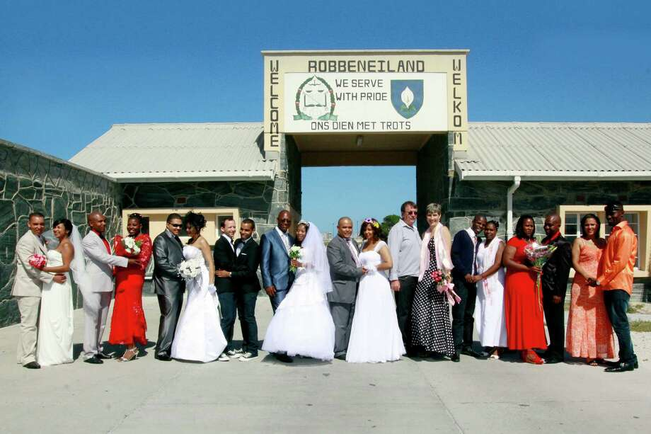 Robben Island is best known for having been the prison home of Nelson Mandela for 18 years. Sounds romantic to us. Photo: Gallo Images, Getty Images / 2012 Gallo Images