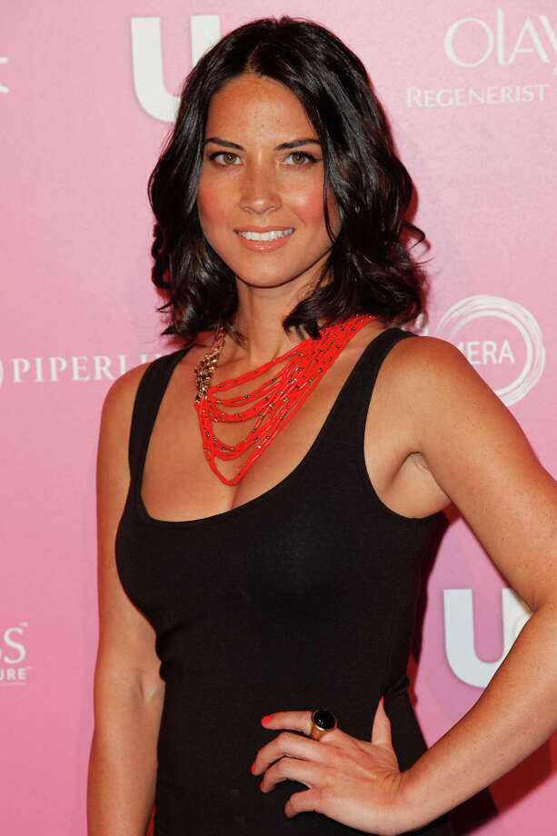 2. Olivia Munn Photo: Imeh Akpanudosen, Getty Images / 2012 Getty Images