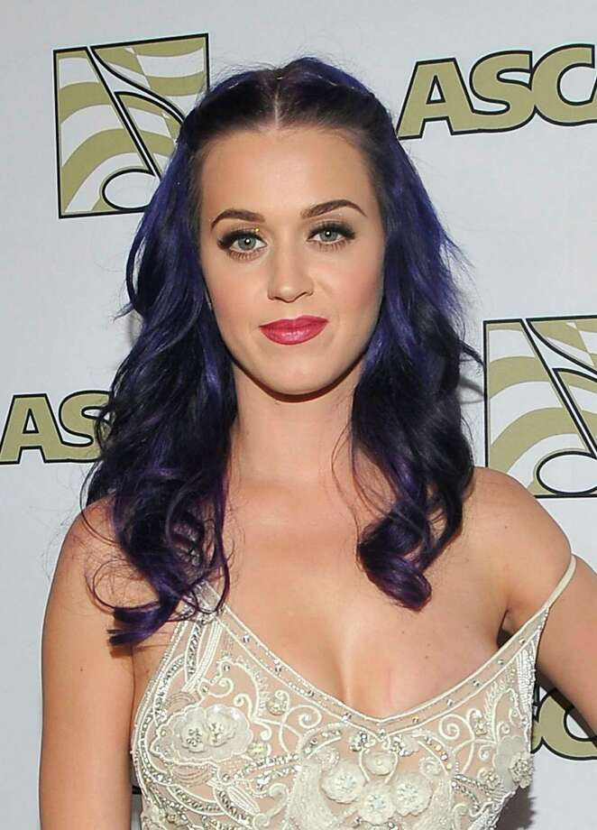4. Katy Perry Photo: John M. Heller, Getty Images / 2012 Getty Images