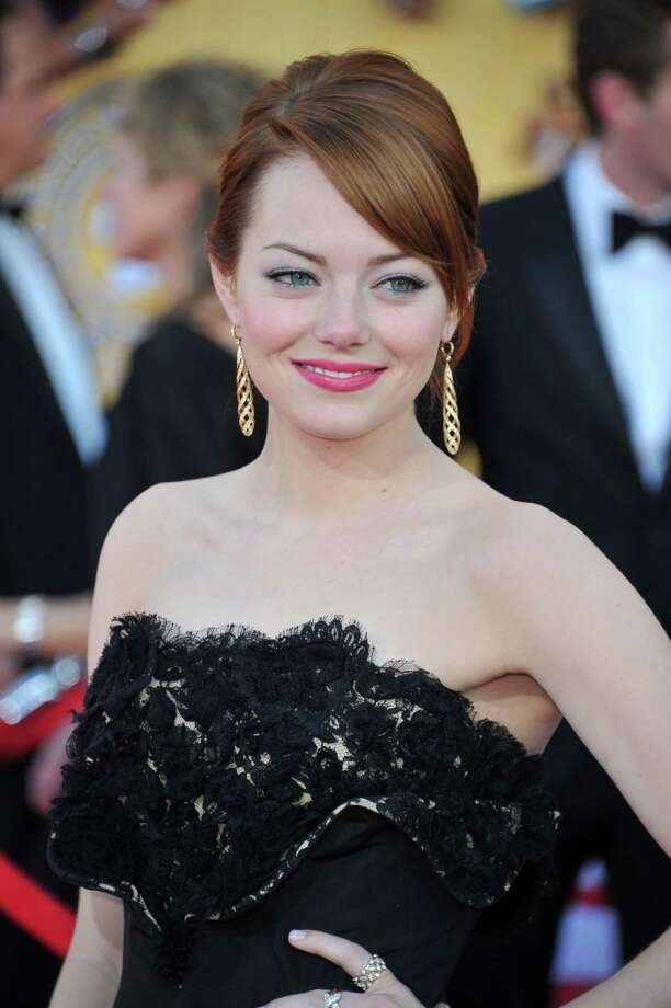 7. Emma Stone Photo: Alberto E. Rodriguez, Getty Images / 2012 Getty Images
