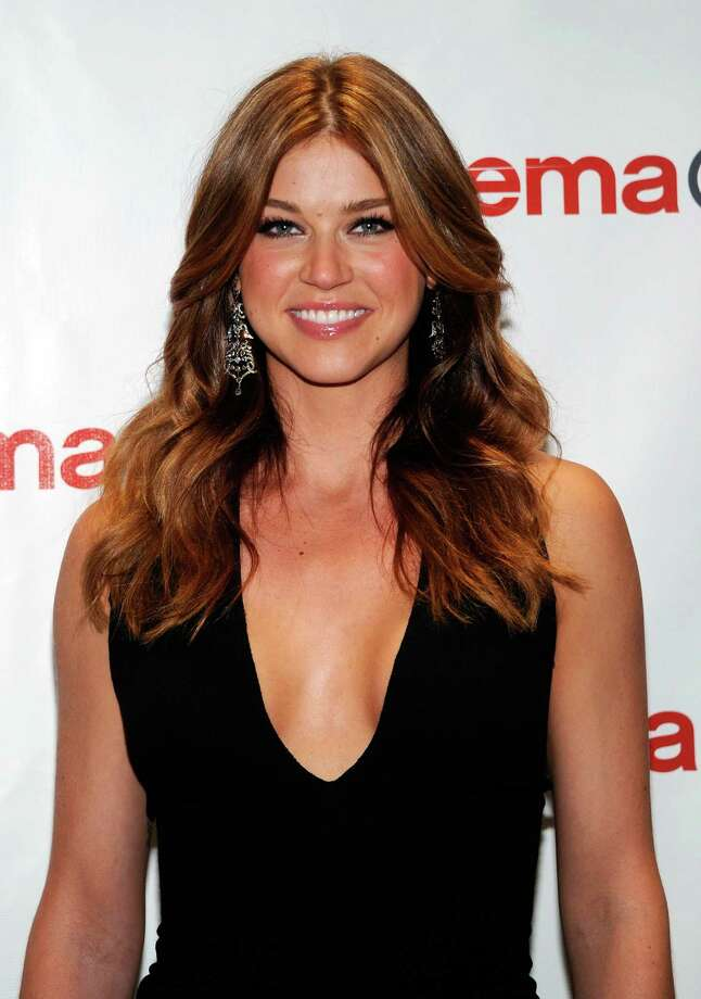 10. Adrianne Palicki Photo: Ethan Miller, Getty Images / 2012 Getty Images
