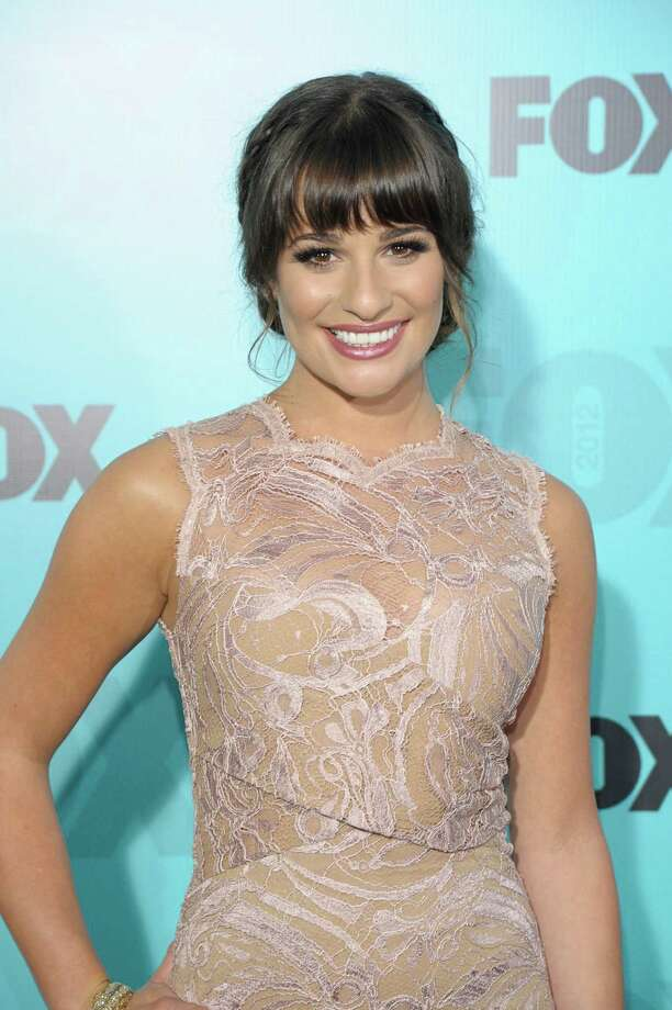 14. Lea Michele Photo: Dave Kotinsky, Getty Images / 2012 Getty Images