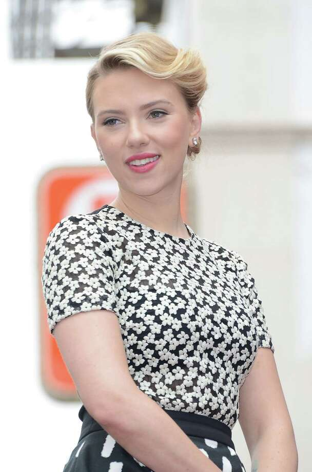 17. Scarlett Johansson Photo: Jason Merritt, Getty Images / 2012 Getty Images