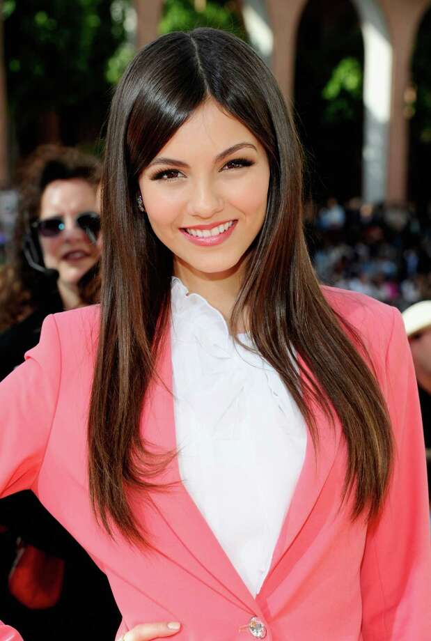 19. Victoria Justice Photo: Alberto E. Rodriguez, Getty Images For KCA / 2012 Getty Images